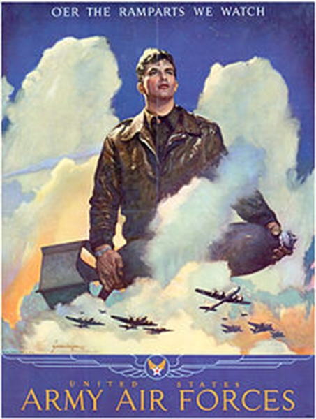 War Propaganda by Notable Artists