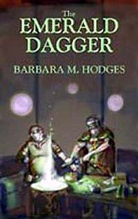 The Emerald Dagger by Barbara M. Hodges