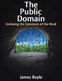 The Public Domain : Enclosing the Common... by James Boyle