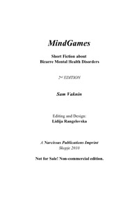 Mindgames by Sam Vaknin, Ph. D.