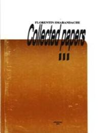 Collected Papers, Vol. 3 by Florentin Smarandache