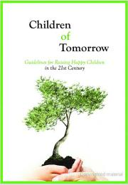 Children of Tomorrow: Guidelines for Rai... by Rav Michael Laitman