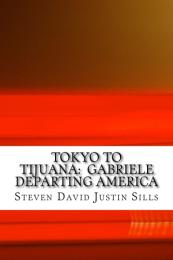 Tokyo to Tijuana: Gabriele Departing Ame... by Steven David Justin Sills