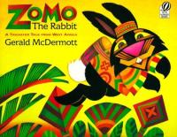 Zomo the Rabbit : A Trickster Tale from ... by Gerald McDermott