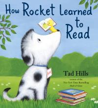 How Rocket Learned to Read : Preformed b... by Tad Hills