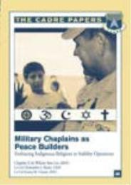 Military Chaplains as Peace Builders : E... by William Sean Lee; Christopher J. Burke; Zonna M. C...