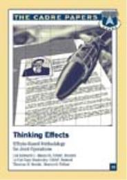 Thinking Effects : Effects-Based Methodo... by Edward C. Mann III; Gary Enders; Thomas R. Searle