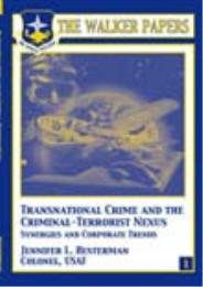 The Walker Papers : Transnational Crime ... Volume 1 by Jennifer L. Hesterman