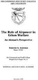 Wright Flyer Paper : The Role of Airpowe... Volume 6 by Timothy L. Saffold
