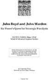 John Boyd and John Warden : Air Power's ... by Major David S. Fadok, USAF