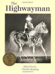 The Highwayman by Noyes, Alfred