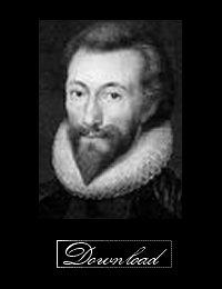 The Songs and Sonnets of John Donne by Donne, John