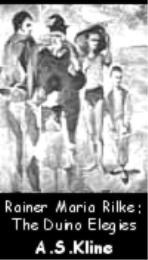 Duino Elegies by Rilke, Rainer, Maria