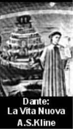 La Vita Nuova by Alighieri, Dante