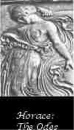 The Odes of Quintus Horatius Flaccus by Flaccus, Quintus, Horatius