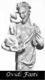 Fasti by Naso, Publius, Ovidius