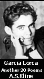 Another Twenty Poems of Federico García ... by Lorca, Federico, García