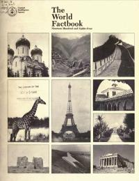 The World Factbook, 1984 : Volume 1984 by Unknown
