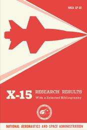 X-15 Research Results by Stillwell, Wendell, H.