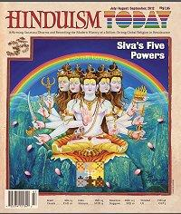 Hinduism Today : Siva's Five powers, Vol... by Various