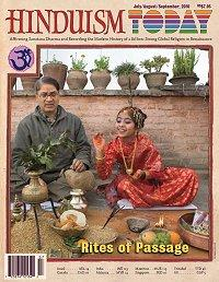 Hinduism Today : Rites of Passage, Volum... by Various