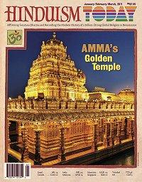 Hinduism Today : Amma's Golden Temple, V... by Various