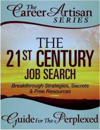 The Career Artisan Series The 21st Centu... by Bradford, Mary , Elizabeth, Mrs.