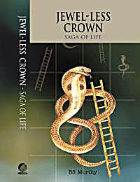 Jewel-Less Crown : Saga of Life by Murthy, B.S.
