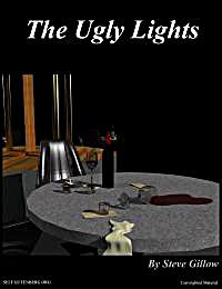The Ugly Lights by Gillow, Steve