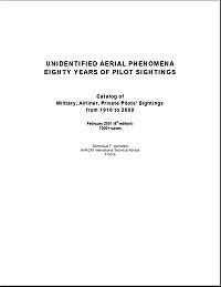 Unidentified Aerial Phenomena : Eighty Y... by Weinstein, Dominique, F.