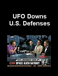 UFO Downs U.S. Defenses by King, Larry
