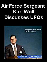 Air Force Sergeant Karl Wolf Discusses U... by Wolf, Karl