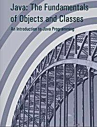 Java : The Fundamentals of Objects and C... by Etheridge, David