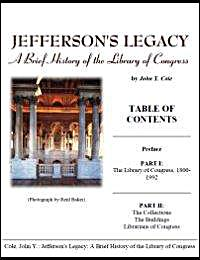 Jefferson's Legacy : A Brief History of ... by Cole, John, Y.
