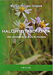 Halophytotaxonomy : List of Romanian Sal... by Grigore, Marius, Nicusor, Ph.D.