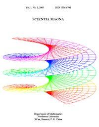 Scientia Magna : An International Journa... by Yanni, Liu