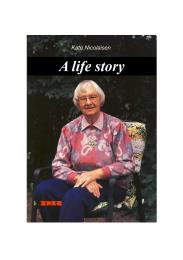 A Life Story by Nicolaisen, Kate, Mrs.
