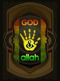 Yellow Hand Book, God & Allah : Environm... Volume Beta edition by Van der Vlugt, Makhoe