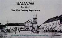 Baliwag Ano 1733 : The 21st Century Expe... by Lauchang, Delor, Sarmiento