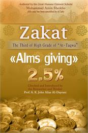 Zakat Alms Giving : The Third High Grade... by Sheikho, Mohammad, Amin