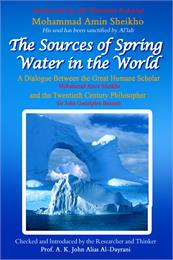 The Sources of Spring Water in the World... by Sheikho, Mohammad, Amin