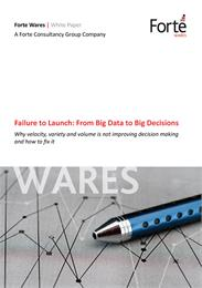 Failure to Launch : From Big Data to Big... by Wares, Forte