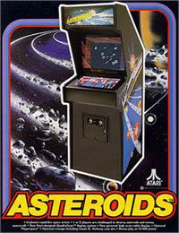 Astroids (video game) by Gamer, Retro