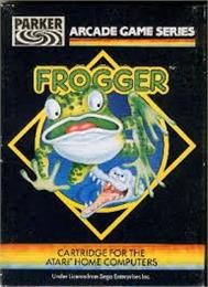 Frogger (video game) by Gamer, Retro
