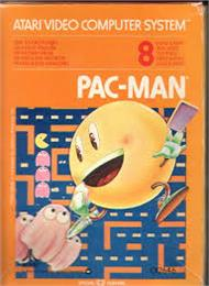 Pac Man (video game) by Gamer, Retro
