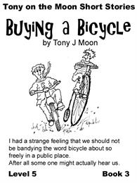 Tony on the Moon's Short Story's -  Buyi... Volume Level 5 Book 3 by Moon, Tony, J