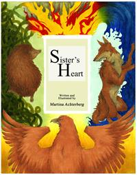 Sister's Heart by Achterberg, Martina