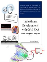 Indie Game Development with C# & XNA by Sagmiller, Dan, Violet