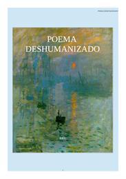 Poema Deshumanizado by Rodriguez del Río, Raúl