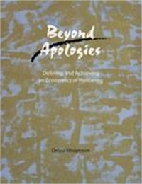 Beyond Apologies : Defining and Achievin... by Efroymson, Debra Ann